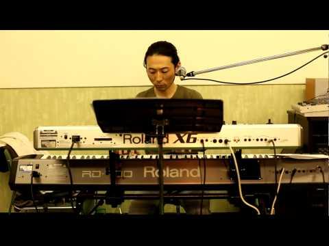 Latin Academy ★ Band rehearsal - Takaya SAITOU (pf) 斎藤崇也