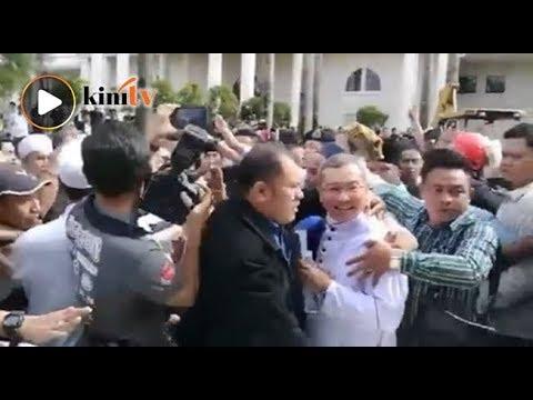 Kes murtad: Kecoh seketika di Mahkamah Kuching