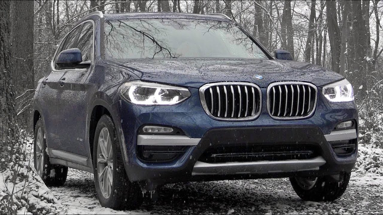 2018 bmw x3 review youtube. Black Bedroom Furniture Sets. Home Design Ideas