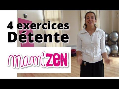 stress : 4 exercices pour se detendre immediatement avec mam'zen