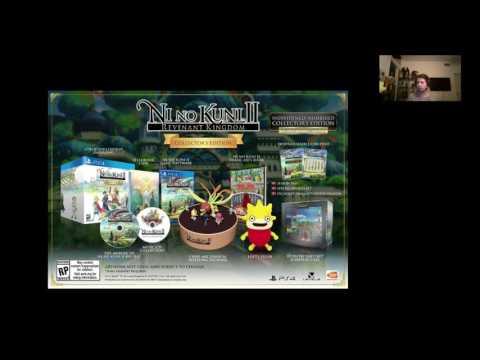 Ni No Kuni II Collector's Edition NA/EU review