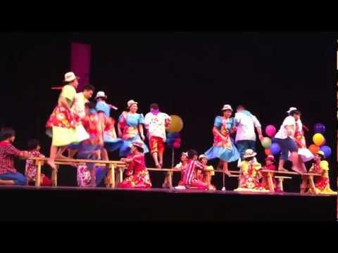 The Philippine Barangay Performing Arts Society: Family Day 2013