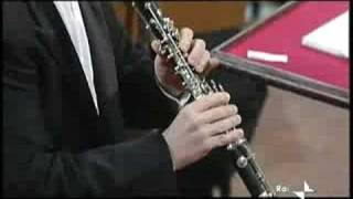Weber, concert n. 1. (I Mov. Allegro) Calogero Palermo clarinet