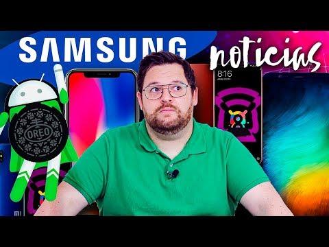 Noticias Android   Xiaomi Mi 7, iPhone X Plus, Mi Max 3, Samsung Oreo