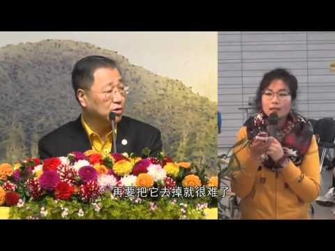 2013-09-28 德国·法兰克福 Frankfurt, Germany 卢台长Master JunHong Lu 玄艺综述解答会【看图腾】