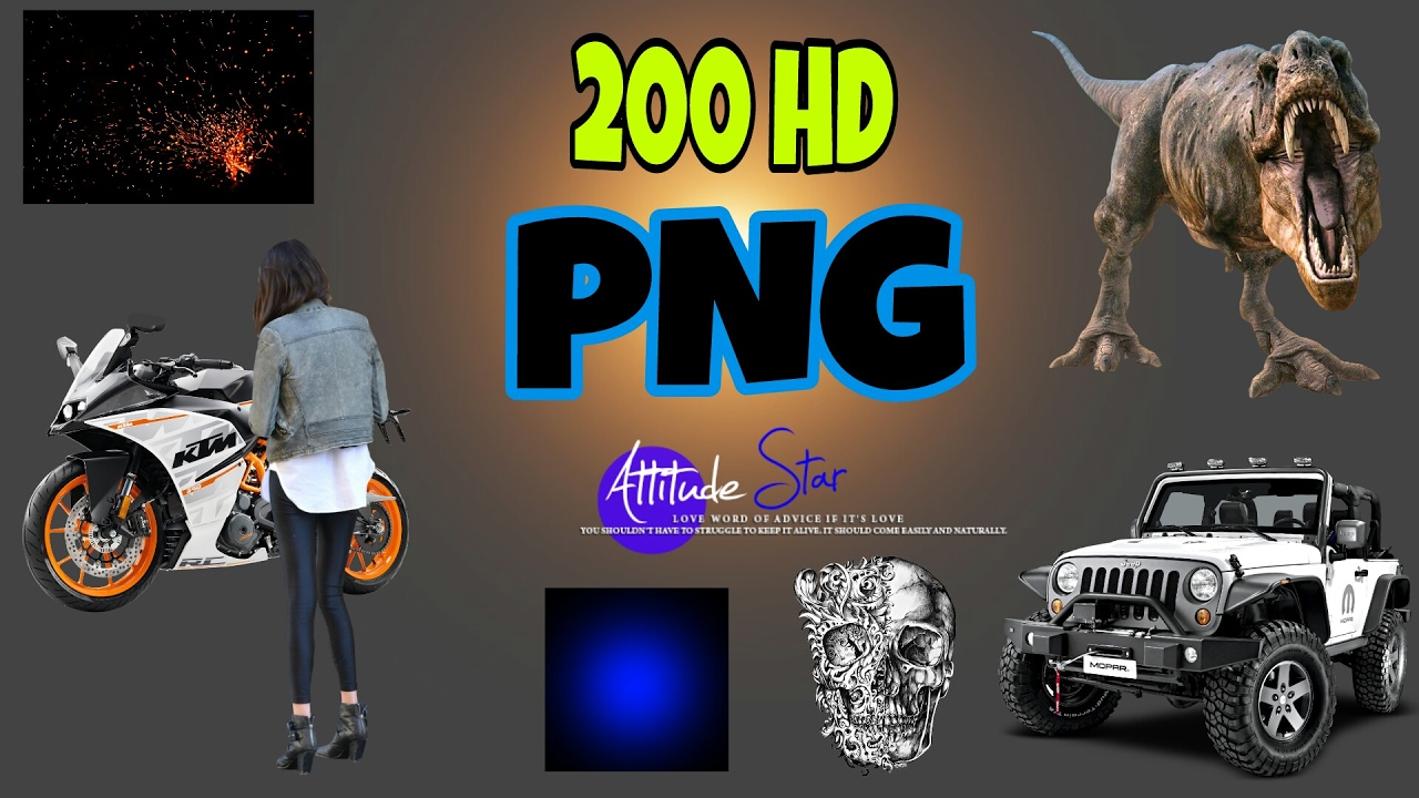 200 hd png for photo editing download in single click