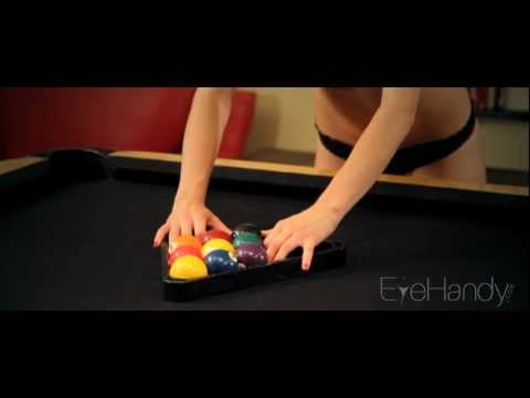 How-To Rack 9-Ball Pool With Savannah