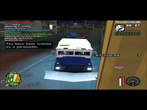 GTA SAMP WTLS 2 SECOND KILLING MONTAGE