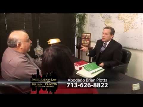 Brian Plotts Immigration Law Firm TV Commercial
