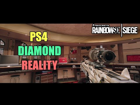 The Reality Of Being a PS4 Diamond - Rainbow Six Siege