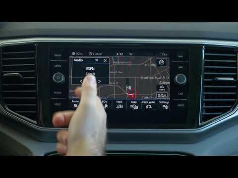 2019 Volkswagen Atlas' Navigation Explained