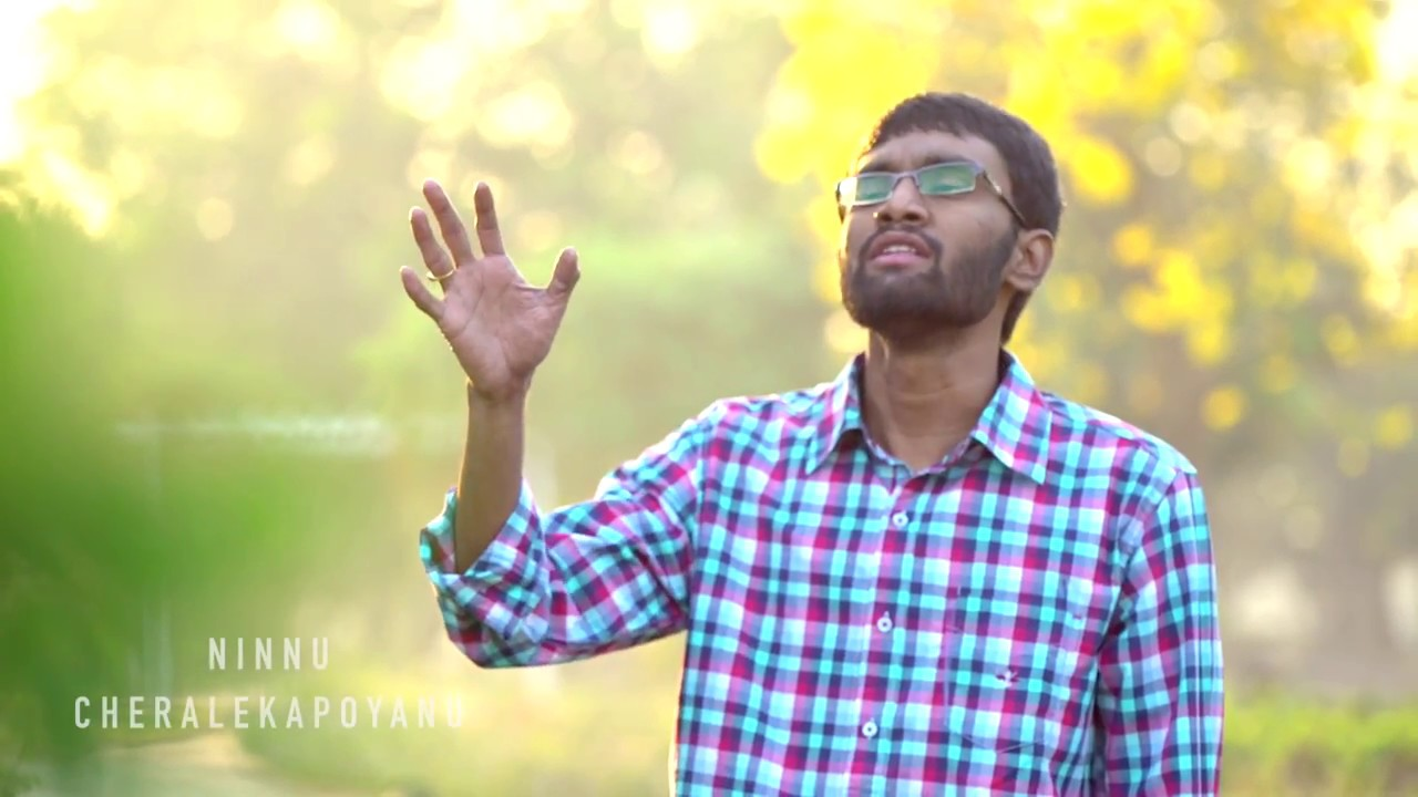 Naa Thandri (cover)  || Enoch Jagan || A song on repentance