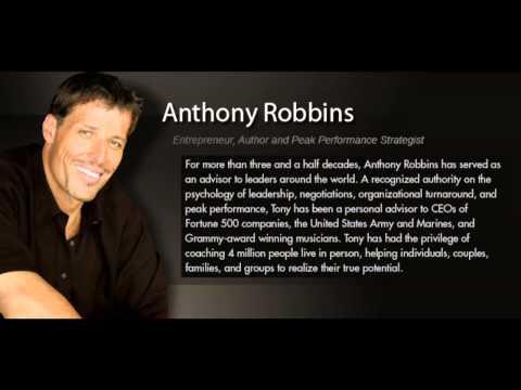 Tony Robbins sales intro 1