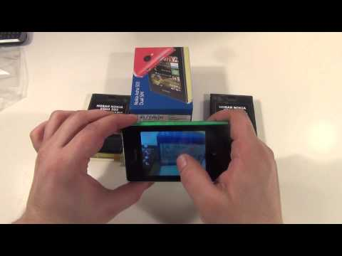 Nokia Asha 503 Dual Sim обзор ◄ Quke.ru ►
