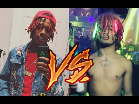 Famous Dex Vs. Lil Pump