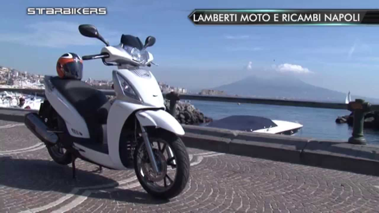 kymco people gti 300 lamberti moto e ricambi - youtube