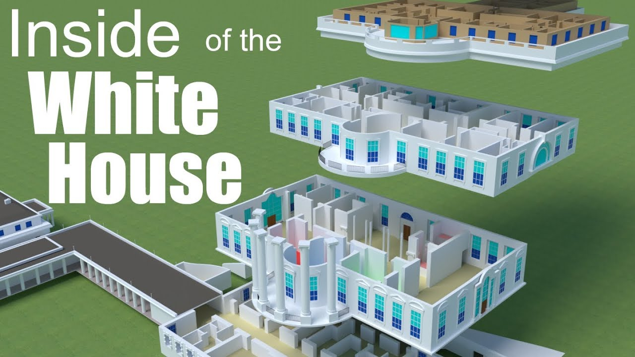 What's Inside of the White House? - YouTube