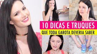 10 TRUQUES QUE TODA GAROTA DEVERIA SABER - Julia Doorman