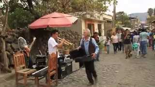 Tepoztlan hike and Street Party - Morelos, Mexico