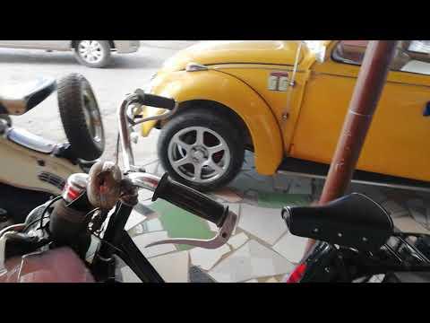 Xe cổ à |Ngố Nguyễn