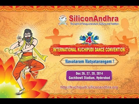 SiliconAndhra 4th IKDC Maha Brinda Natyam Practice Video