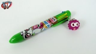 Moshi Monsters Moshling Zoo Multi Colour Pen Review, Blueprint