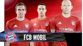 FCB Mobil - Immer und überall Bayern!