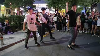 JHKTV]홍대댄스 전 디오비 윈윈 hong dae k-pop dance fprmer dob (win win)