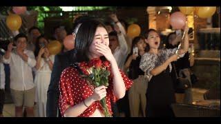 求婚Mv (proposal video)-馬來西亞跨海來台超浪漫求婚影片 感動 催淚度破錶  romantic proposal film moved everyone to tears