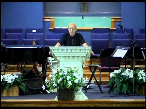 Jim Cooley's Testimony at our Damascus Homecoming