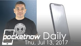 iPhone 8 3D laser system, Galaxy Note 8 dates & more   Pocketnow Daily