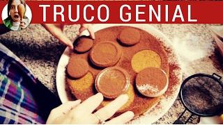 Cómo decorar una torta fácil y rápido / Decoración de tortas - Paulina Cocina