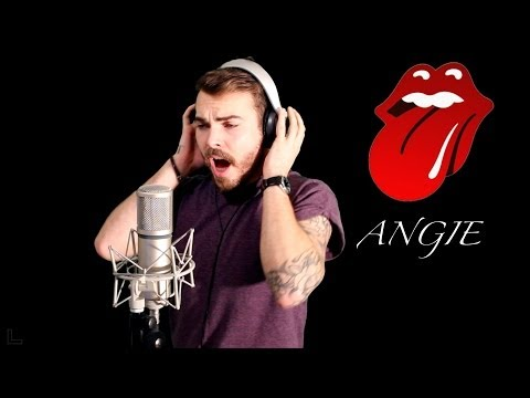 Angie  The Rolling Stones  FULL  Performed  Karl Golden & Lui Matthews