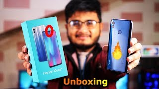 Honor 10 Lite Unboxing | Choti Notch Zindabaad?