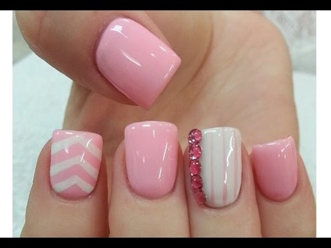 Fake Nail Designs - Fake Nail Designs - YouTube
