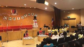 TCIS Elementary School Winter Concert 2018