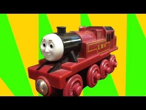 Arthur - Thomas The Tank Engine & Friends - Character Fridays - A Wooden Toy Train Railway Review