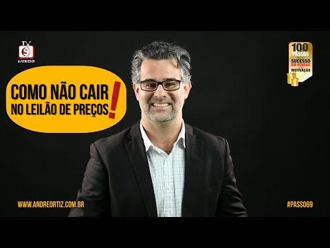 69 Como Vender Valor e não Preço?Fuja do Leilão de Preços Palestrante de Vendas André Ortiz