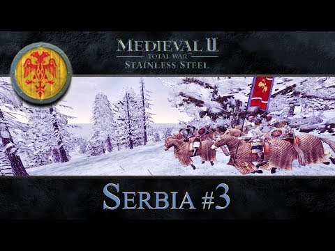 Principality of Serbia campaign Part 3 - Stainless Steel Historical Improvement Project
