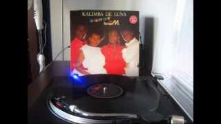 Boney M - Happy Song (Club Mix) - vinyl 320kbps - Kalimba De Luna LP