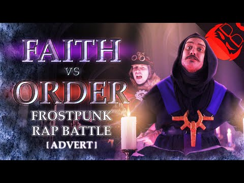 A PURPOSE FOR NEW LONDON | Faith vs Order - Frostpunk Rap Battle!
