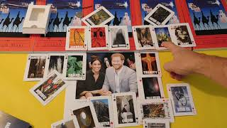 Meghan & Prince Harry Baby #1 - Playing Card Divination and Fortune Telling