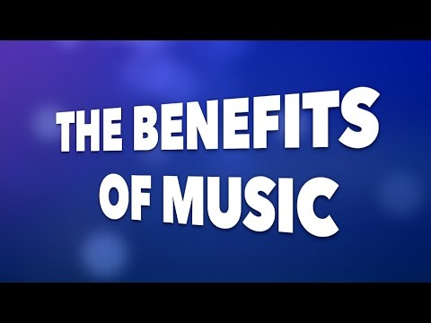 The benefits of music education in