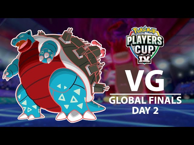 Pokémon Players Cup IV - VG Global Finals Day 2