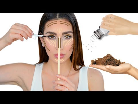 15 DIY Makeup Life Hacks and Beauty Hacks That Will Change Your Life | Full Face of Makeup Hacks