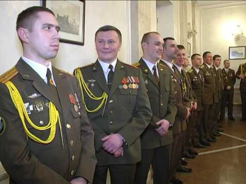 2017-02-23 г. Брест. Офицерский бал. Новости на Буг-ТВ.