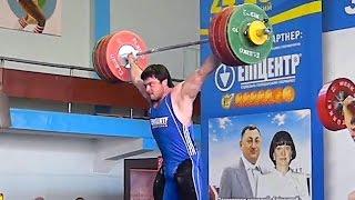 Чемпионат Украины. Торохтий рывок 198кг