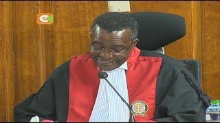Maraga: Kulikuwa na kasoro katika mchakato wa uchaguzi
