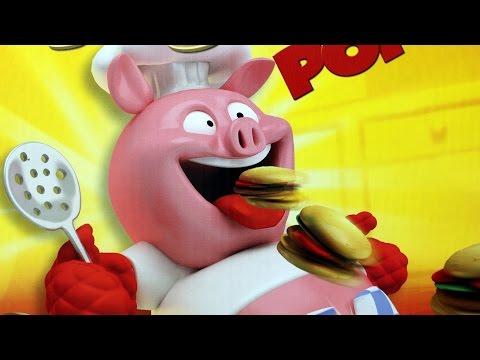 Hasbro Piggy Pop  Nie Pękaj Prosiaczku 🐷 Super Gra! 🐽