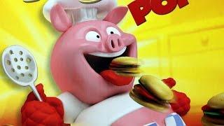 Hasbro Piggy Pop - Nie Pękaj Prosiaczku 🐷 Super Gra! 🐽